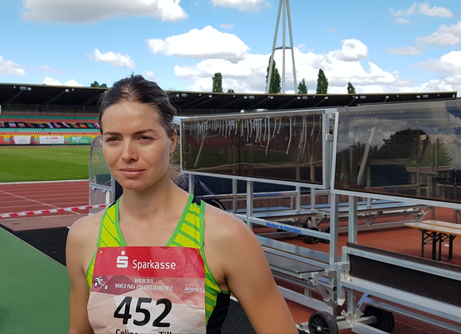 Berlin Open 2018 Para-Athletics Grand Prix